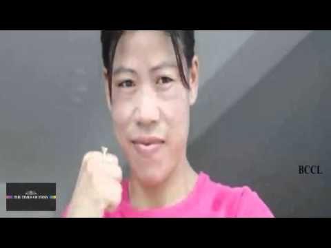 Want to portray myself in 'Mary Kom 2', says Mary Kom