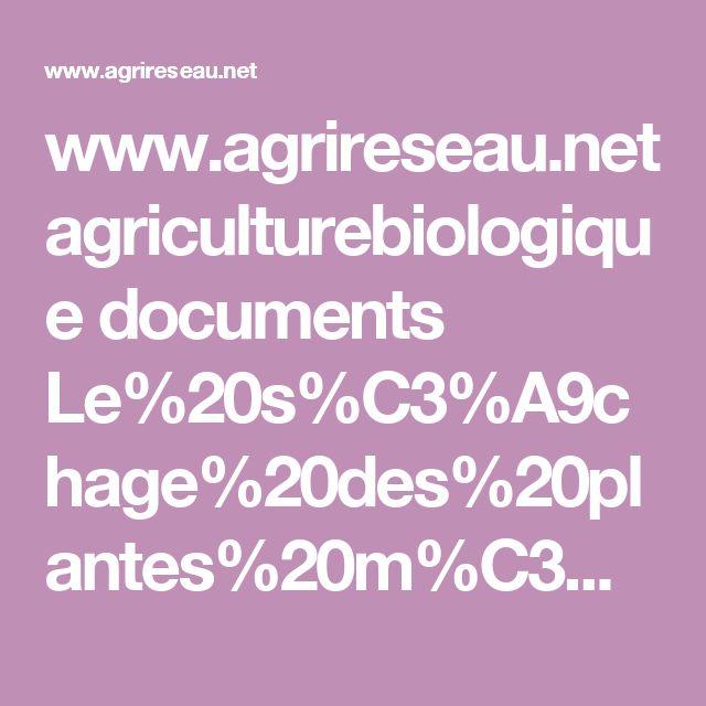www.agrireseau.net agriculturebiologique documents Le%20s%C3%A9chage%20des%20plantes%20m%C3%A9dicinales%20%C3%A0%20la%20ferme-document%20FPMQ.pdf