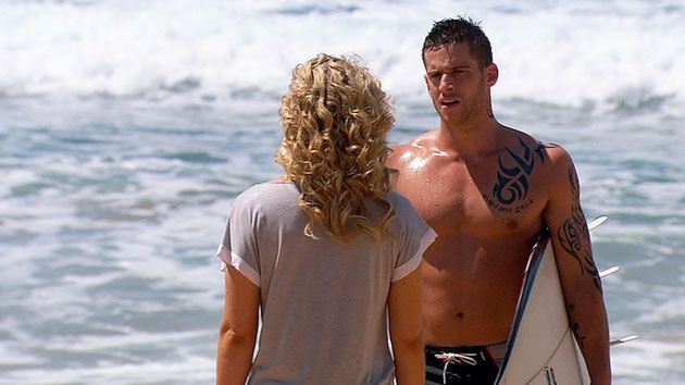 Home and away! (I chose this pic for the view... mmmm)
