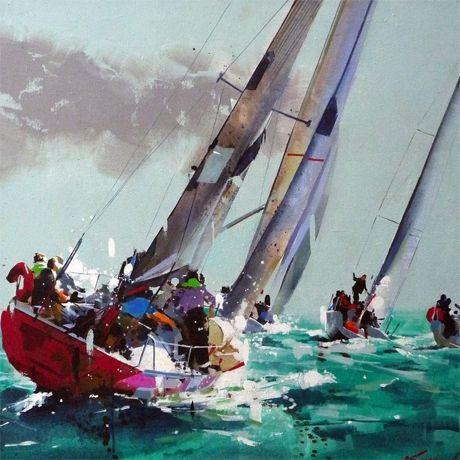 les 23 meilleures images du tableau peintres de la marine sur pinterest bateaux marins et. Black Bedroom Furniture Sets. Home Design Ideas
