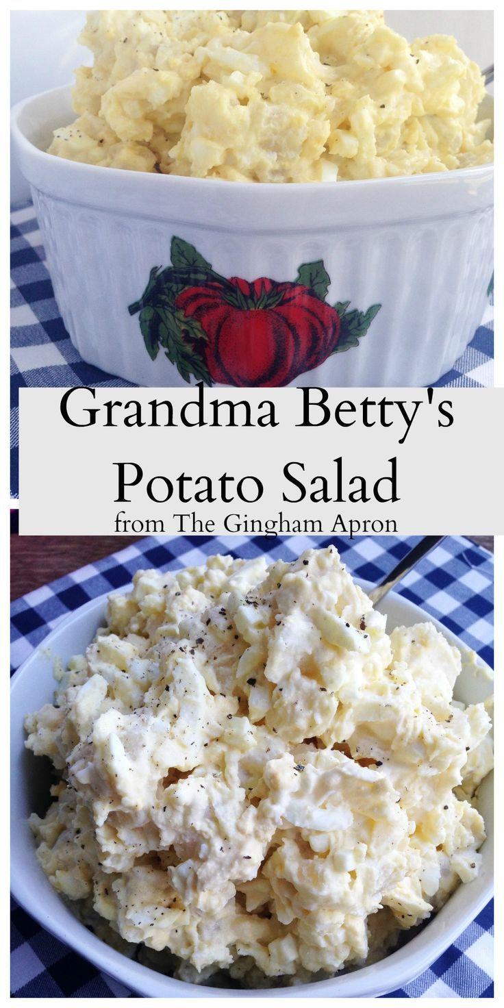 The BEST potato salad!