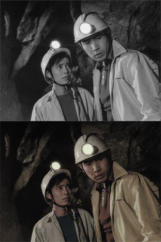 『フルカラーで甦った『ウルトラQ』に桜井浩子ら出演者も満面の笑み!』