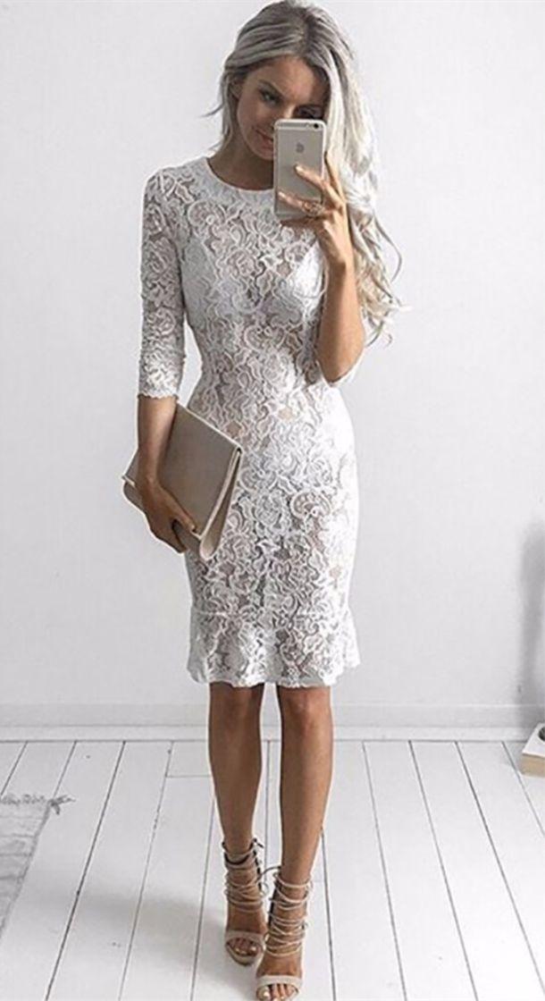 Hasil gambar untuk 4. Lace dress