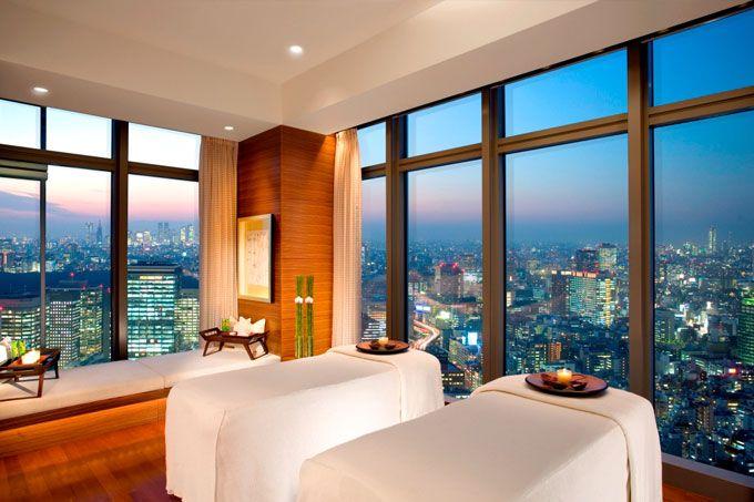 Mandarin Oriental Tokyo - spa - Japan & Luxury Travel Advisor – luxurytraveltojapan.com - #Luxuryhotels #Tokyo #Japan #Japantravel #mandarinorientaltokyo