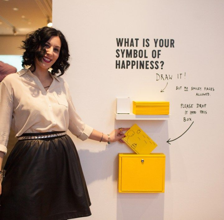 Interactive Exhibition Invites Vancouverites to 'Get Happy' at Museum of Vancouver                                                                                                                                                                                 More