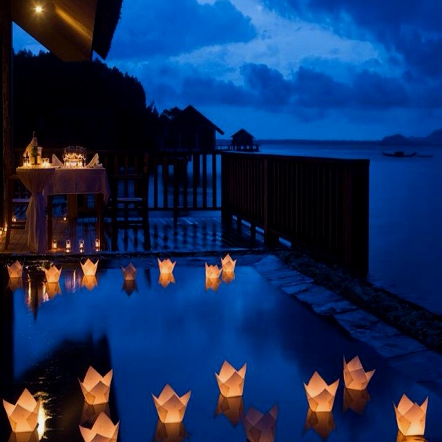 Luxury Pool House Night: 44 Best Pools At Night Images On Pinterest