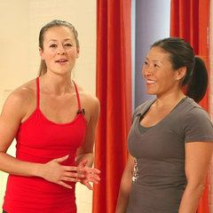 10-Minute CrossFit Workout From Jessica Albas Trainer!