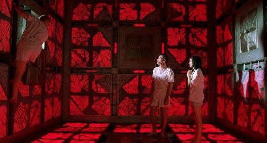 """. » Cine y Arquitectura: """"Cube"""""""
