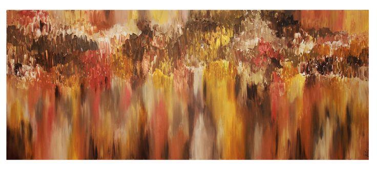 "Untitled 108 72""x30"" Acrylic on Canvas"