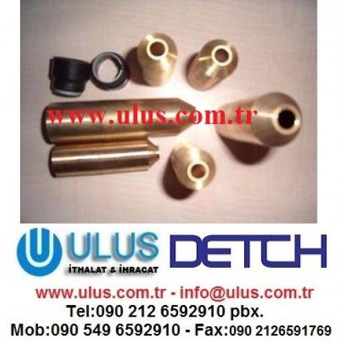VH111761190A Enjektör Sarısı, Seat Injector Holder Nozzle J08ETM Hino Motor