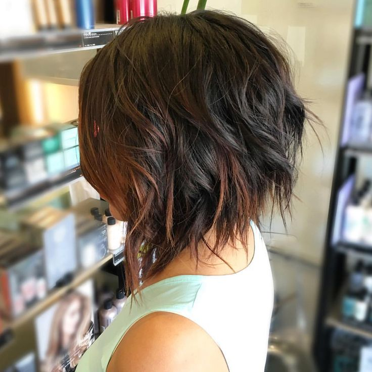 25 Beste Idee N Over Carr Plongeant Boucl Op Pinterest Carr Plongeant Long Boucl Cheveux