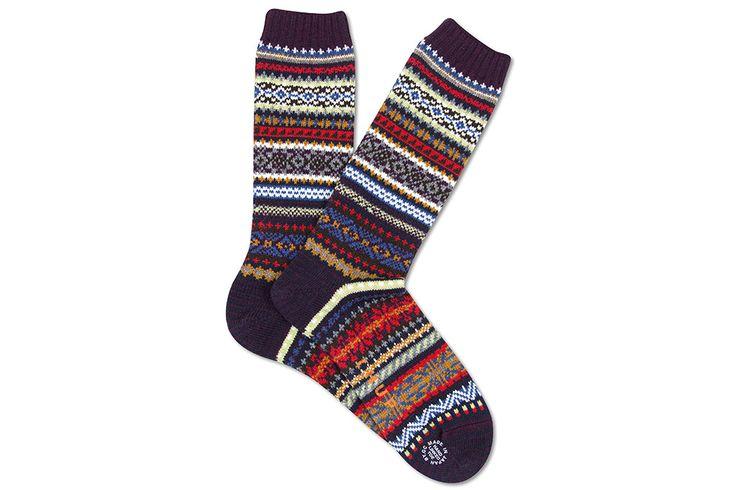 CHUP Kimallus Socks - Purple