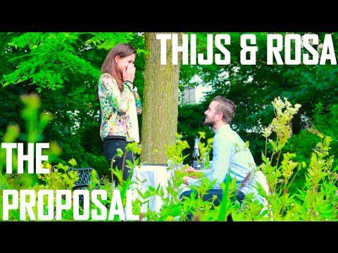 The Proposal - Thijs & Rosa - Huwelijksaanzoek - YouTube