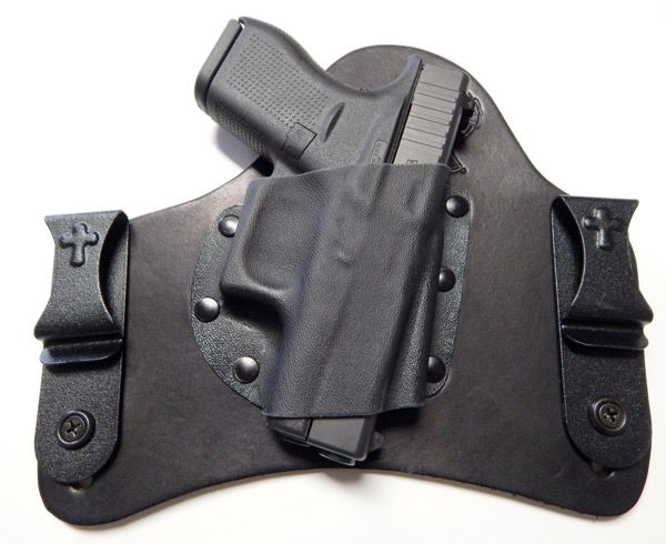 More Glock 42 holsters comin' - this time from Crossbreed.