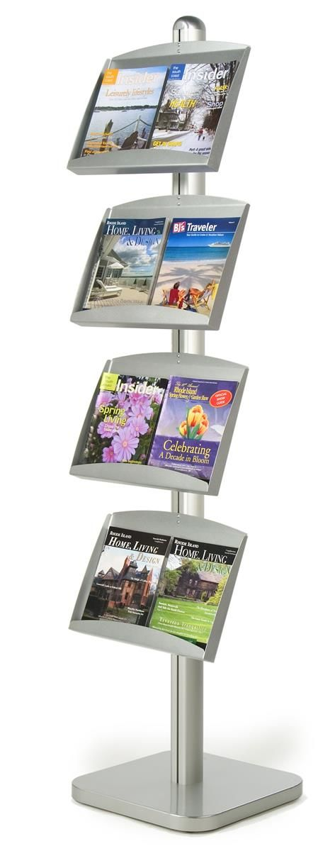 Exhibition Literature Stand : Best images about brochure display on pinterest wall