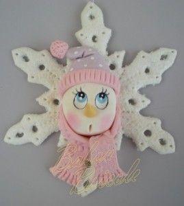 Bricole Babou: cold porcelain Brigida - Blog - Cold Porcelain