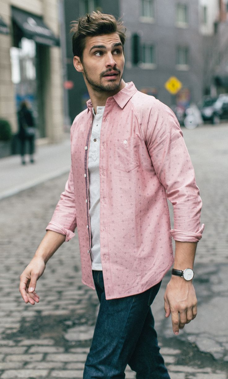 Show business your casual side.