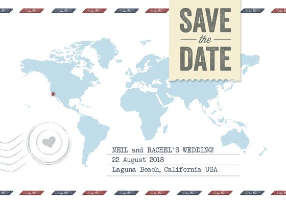 12 best Save the date online mountain images on Pinterest - best of wedding invitation maker laguna