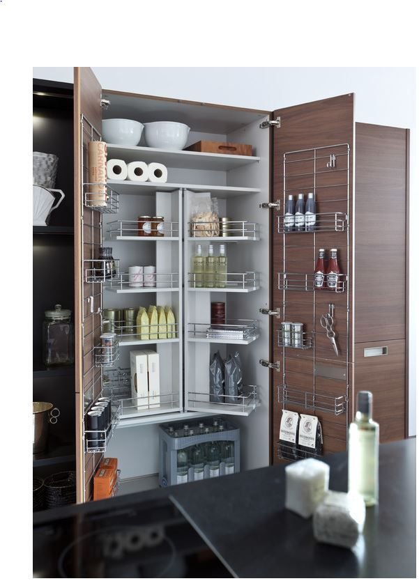 Great Kitchen Storage Design