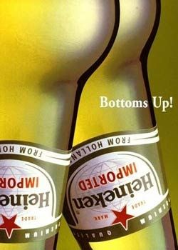 #Beer advertising | From up North - #birra
