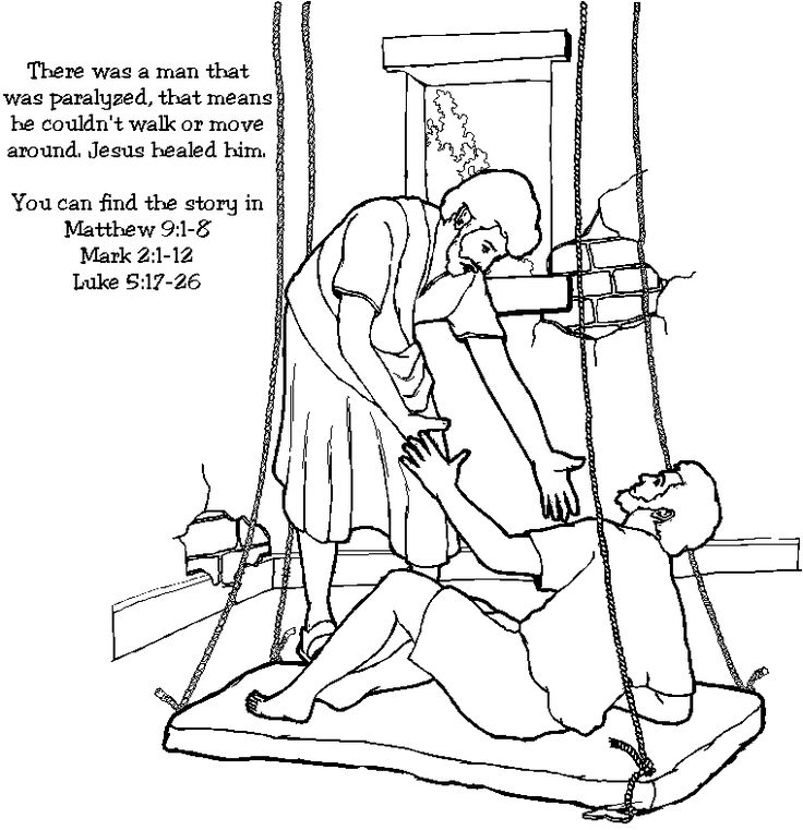 17 Best images about JESUS HEALS THE PARALYTIC MAN!!! on Pinterest ...