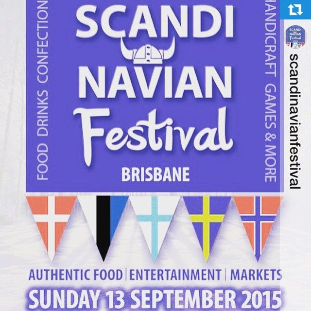 The Scandinavian Festival in Brisbane is just around the corner. Just signed up to have a stall there!!! Can't wait!!! #Repost @scandinavianfestival with @repostapp.Save the date! #scandinavianfestivalbrisbane #scandinaviandesign #scandinavianfood #scandinavianstyle #scandinavianfashion #whatsonbrisbane #thisisqueensland#dirtbyearth #scandinaviandesign #nordicchristmas #nordic