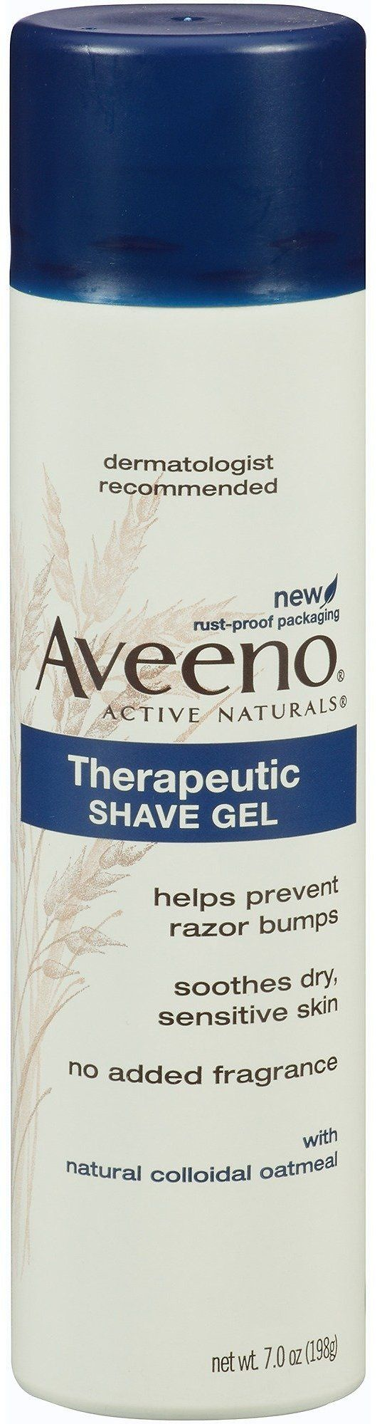 #Aveeno Therapeutic Moisturizing Shave Gel, 7 Ounce #coupons #deals