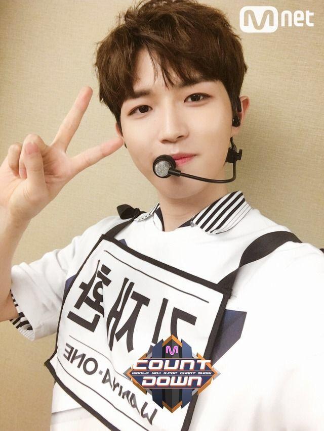M!Countdown twitter update Kim Jaehwan