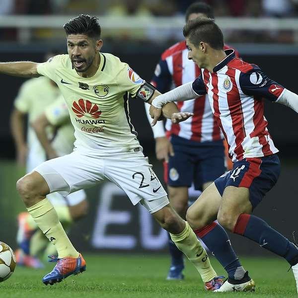 Mira en vivo Chivas vs América: Liga MX 2017, hoy sábado