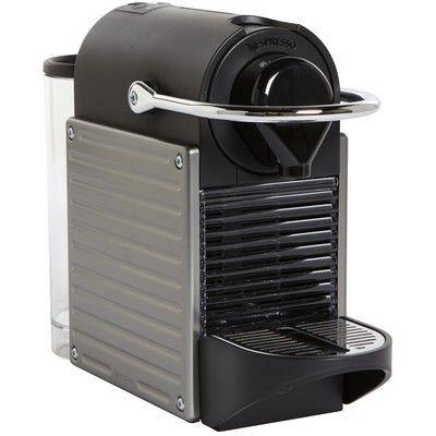 Nespresso KRUPS YY1201FD Pixie Titane noir prix promo Webdistrib 103,89 € TTC au lieu de 149,99 €