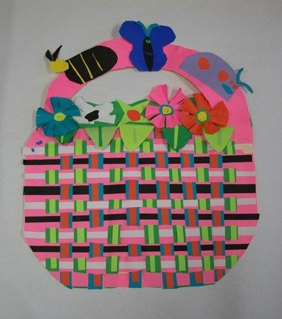 194 best images about art ed spring easter themed for Easter crafts for elementary students