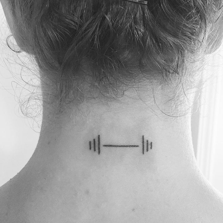 29 Tattoos Inspired By Depression: 29 Fitness-Inspired Tattoos That Show Off Your Love For