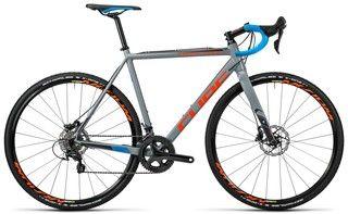 Big bike image of cross race SL