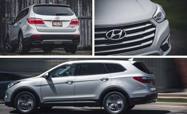 Hyundai Santa Fe Reviews - Hyundai Santa Fe Price, Photos, and Specs - Car and Driver