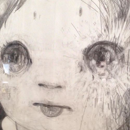 Yoshitomo Nara 2014 eCsound (aka Eric Costa) - Covered in Hope extended (digital) [https://soundcloud.com/ecsoundmusic/covered-in-hope-extended] #albomcover #奈良美智