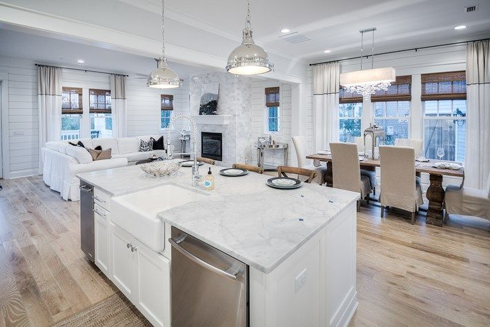77 Shore Bridge Lane, Santa Rosa Beach, FL 32459 Move-In Ready Home | David Weekley Homes