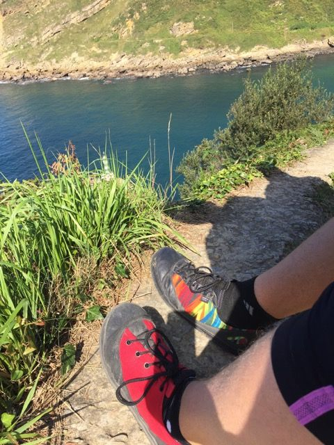 """We went on a two week adventure through Spain and France last September and our SOMs were the only shoes we needed! They were comfortable, stylish, versatile for dining, wine tours, miles of city walking and trail hikes! I think you already know we love our SOMs, but wanted to share some photos!"" T.J. - Montrose, CO"