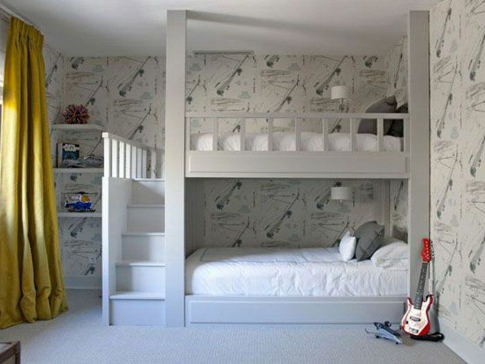 best 25 lit mezzanine pas cher ideas on pinterest. Black Bedroom Furniture Sets. Home Design Ideas