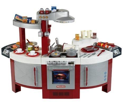 Klein-Toys MIELE Küche