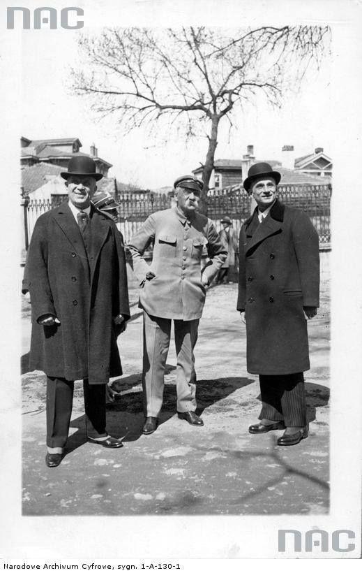 Marszałek Józef Piłsudski zwiedza Stambuł, 1932-04.  http://audiovis.nac.gov.pl/obraz/12385/cb79c6a3965a7f216a80063b57d03894/