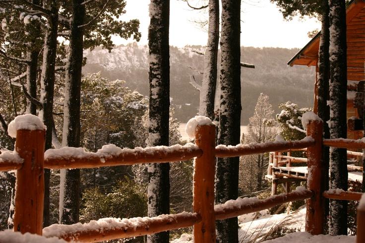 Cabañas en Bariloche www.terrazascampanario.com.ar