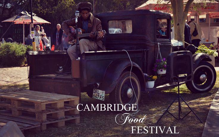 Cambridge Food Festival   Oh So Chic