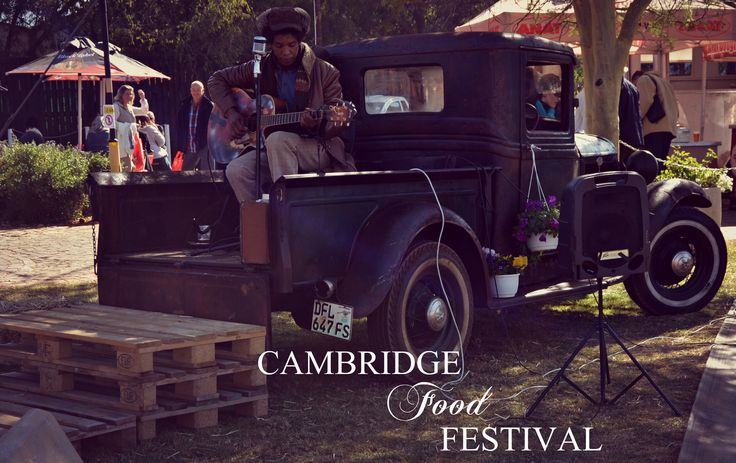 Cambridge Food Festival | Oh So Chic