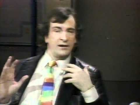 "Video: Watch Douglas Adams tell ""The Greatest Story Ever Told"" 
