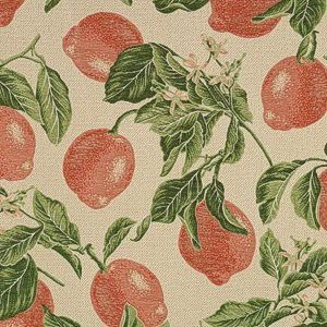 Jacquard design fabric: Vervain EVE PERSIMMON Fabric Vervain| EVE| PERSIMMON| Fabric    Share: Share on Facebook Price Per Yard: $657.14 On Sale For: $283.25 SAVE 57%