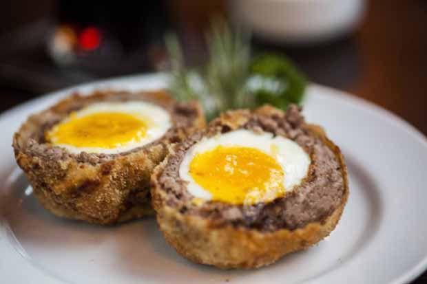 #receita: Ovos escoceses, uma versão britânica do 'bolovo'