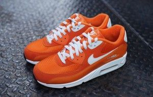 Nike Air Max 90 Solar Orange on http://www.kixandthecity.com