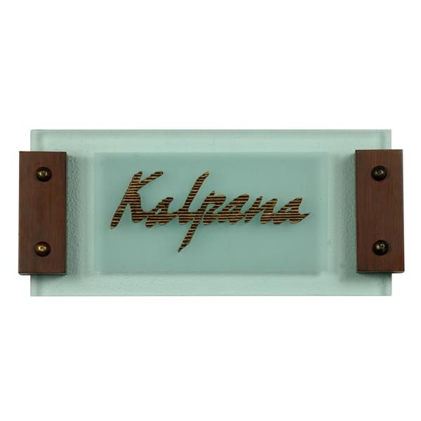 1000 images about name plates on pinterest door name plates bespoke and acrylics for Name plate designs for home in chennai