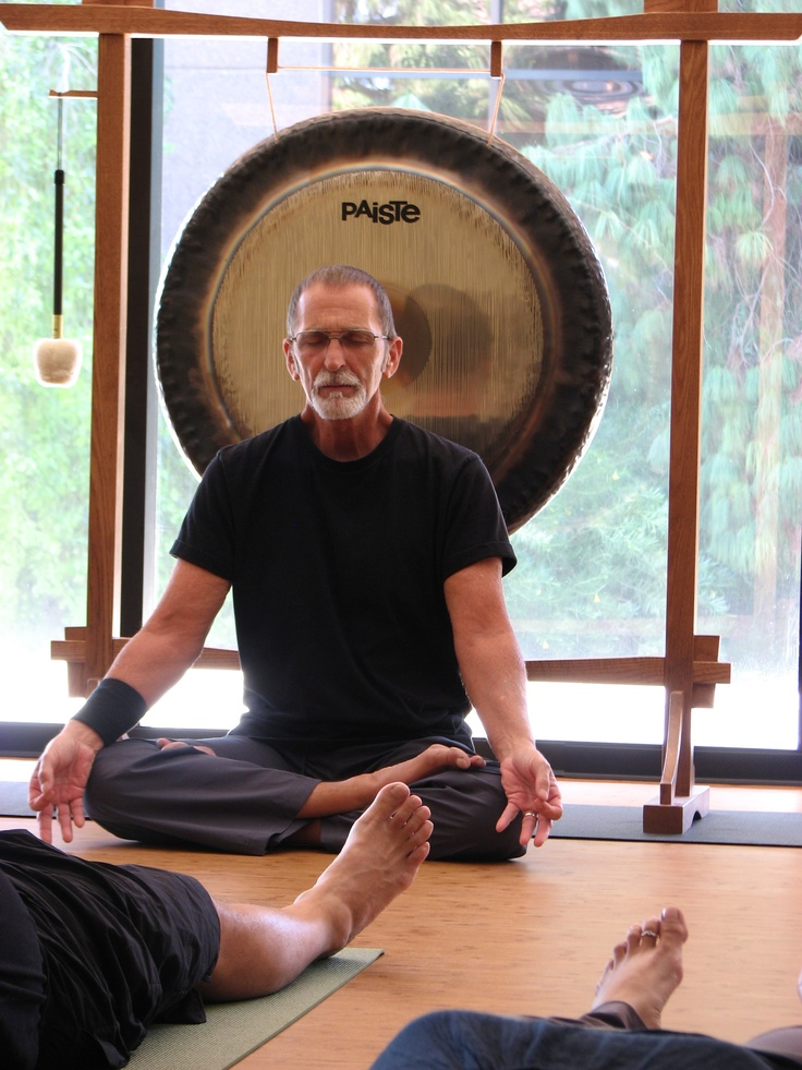 Gong master Duane Armatage.......He is my inspiration