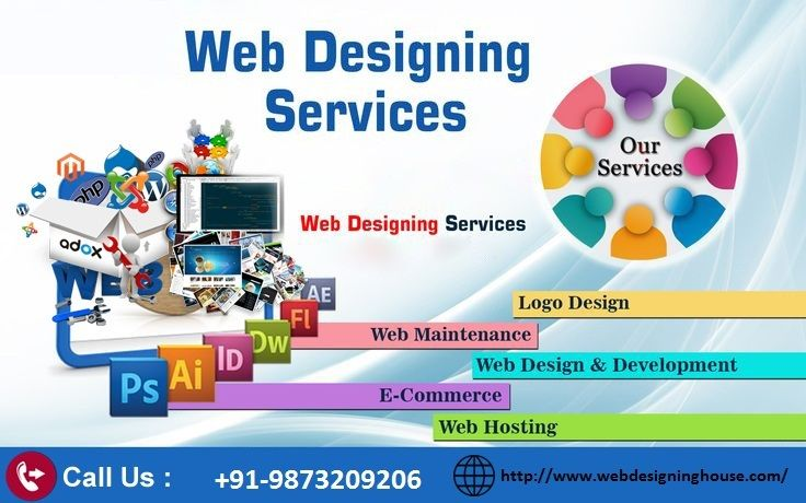 Web Designing House Is Recognized As Web Designing Company In India And Web Development C Web Development Design Website Design Company Website Design Services